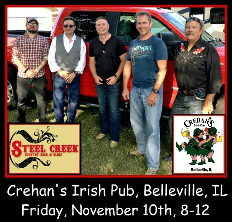 Steel Creek Band 11-10-17
