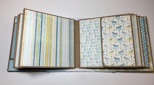 Authentique Collection: Cuddle Boy Mini Album