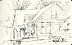 Cooper Young house