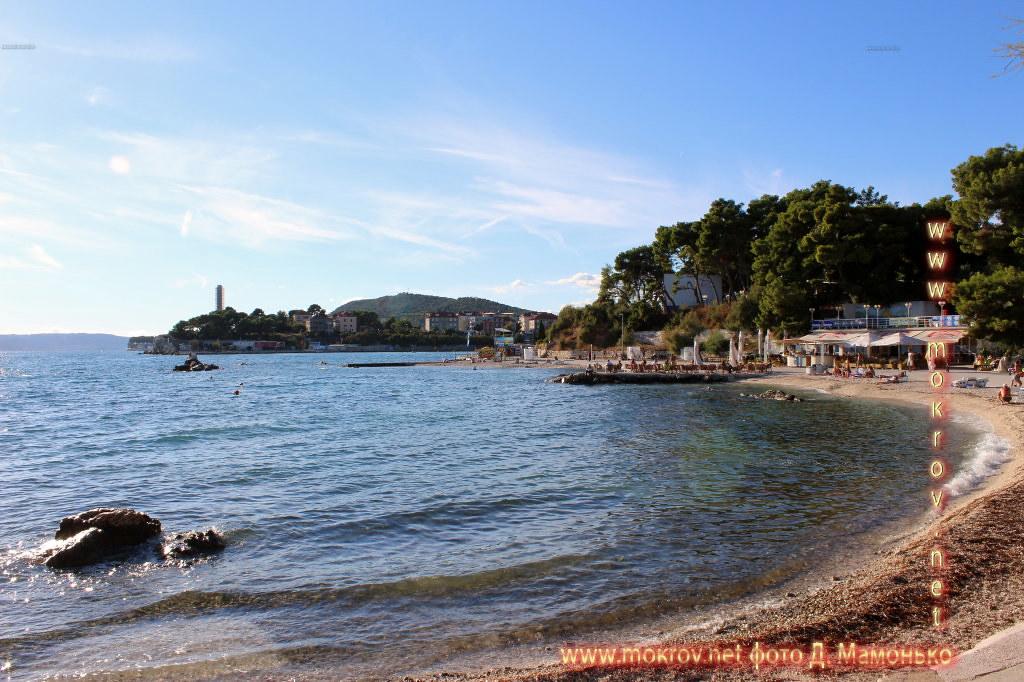 Сплит — город в Хорватии активный отдых с фотокамерой
