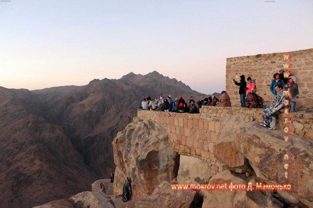Синайские горы — Египт фотографии