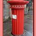 Victorian Pillar Box
