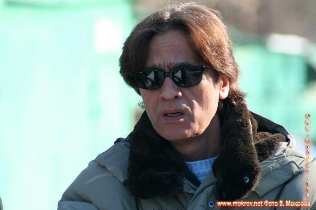 Рустам Уразаев с фотокамерой