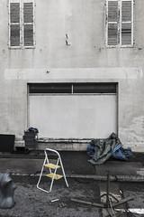 Boutique rue de la République - Désertification - Photo of Navilly