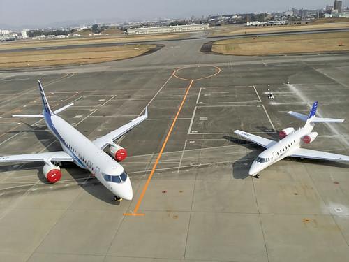 MRJ JA25MJ&JAXA 飛翔 IMG_1639_2