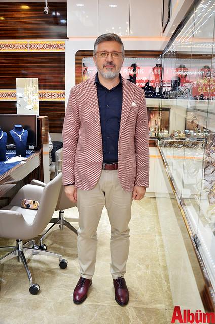 İşletme Sahibi Ali Keskin