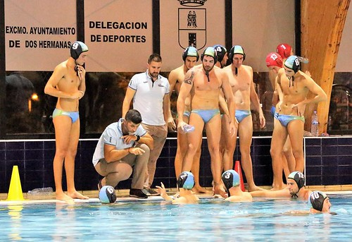 Waterpolo Dos Hermanas Primera Nacional masculino