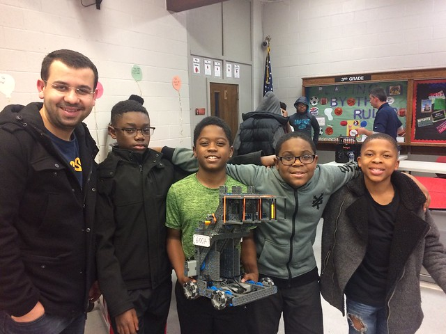 VEX IQ Robotics Competition 12.2.17
