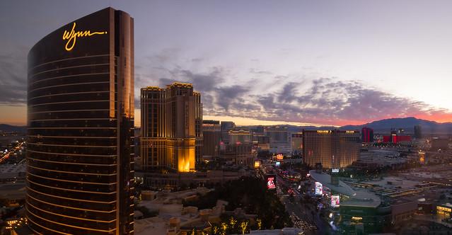 Las Vegas Sunset - Explore