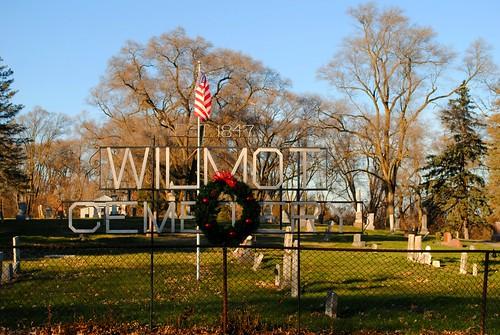 Wilmot Cemetery - Wilmot, Wisconsin