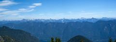 A lotta mountains