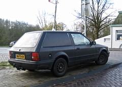 1990 FORD Escort Mk4 1.8D Wagon Van