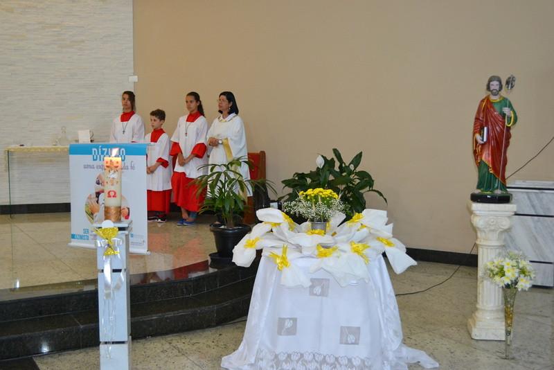 Primeira Eucaristia 2017