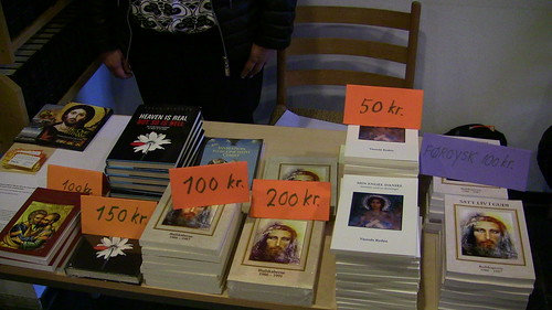 Book table in Faroe Islands event
