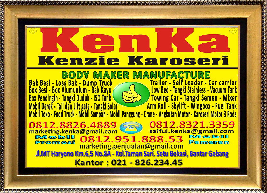 Logo KenKa - Sarwono - Saiful - Susie