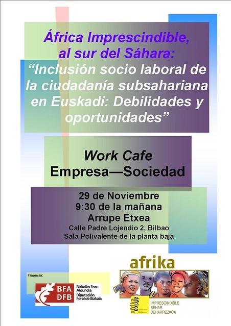 Inclusión socio-laboral de la ciudadanía subsahariana en Euskadi: Debilidades y oportunidades
