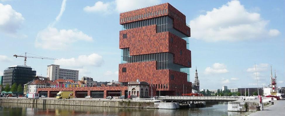 Bezienswaardigheden in Antwerpen: bezoek 't MAS | Mooistestedentrips.nl