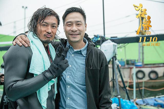 The Brink Director Jonathon Li Shawn Yue