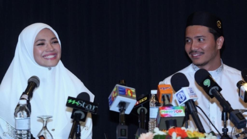 Fattah Amin Berjaya Lembutkan Hati Fazura Yang Degil