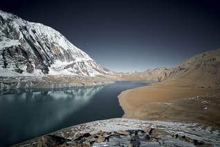 d11 / Tilicho Lake (Ausblick von einer kleinen Anhöhe, ca. 5050m)