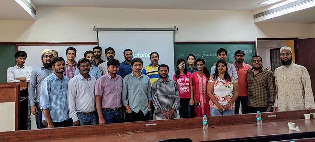 Drupal Meetup Bangalore - Nov 2017