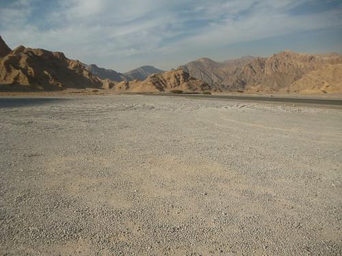 Wadi Bih Scenery
