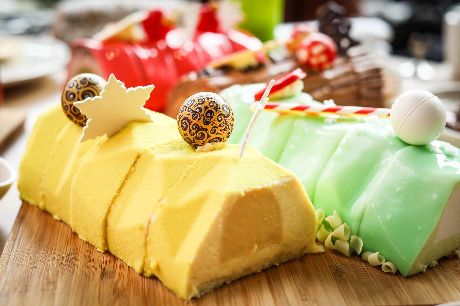 Lime Log Cake 2