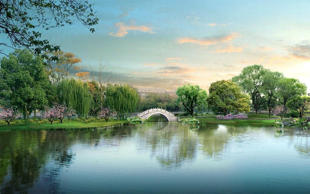 Unduh 700 Wallpaper Pemandangan Negara  Gratis