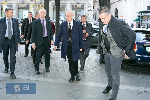 Il ministro dell'Interno Minniti ospite dello IAI