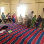 Two Days Residential training programme at village Michapalli Gp Michapalli Block komana Block @ Ahinsha club