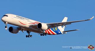 AIRBUS A350-941 (MSN 0165)