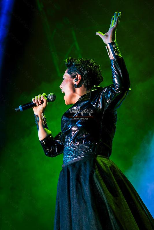 Rosa López - Tour Kairós