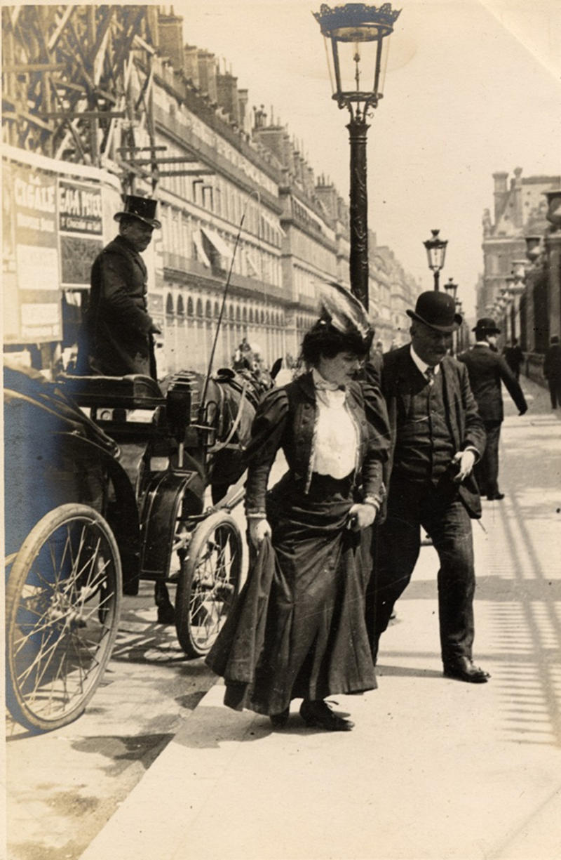 Paris in the Spring, 1906