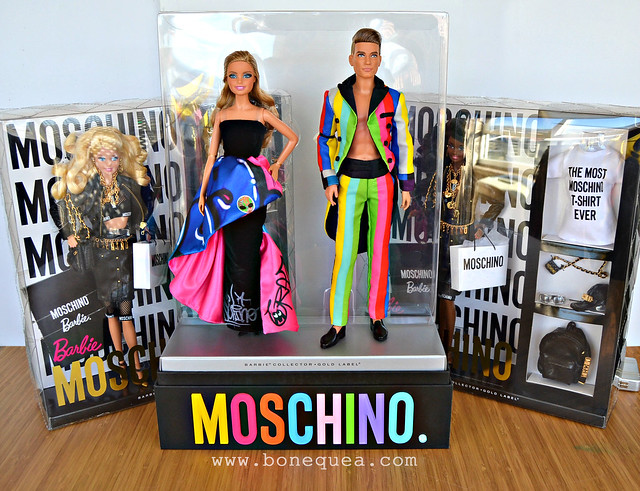 My Moschino Dolls