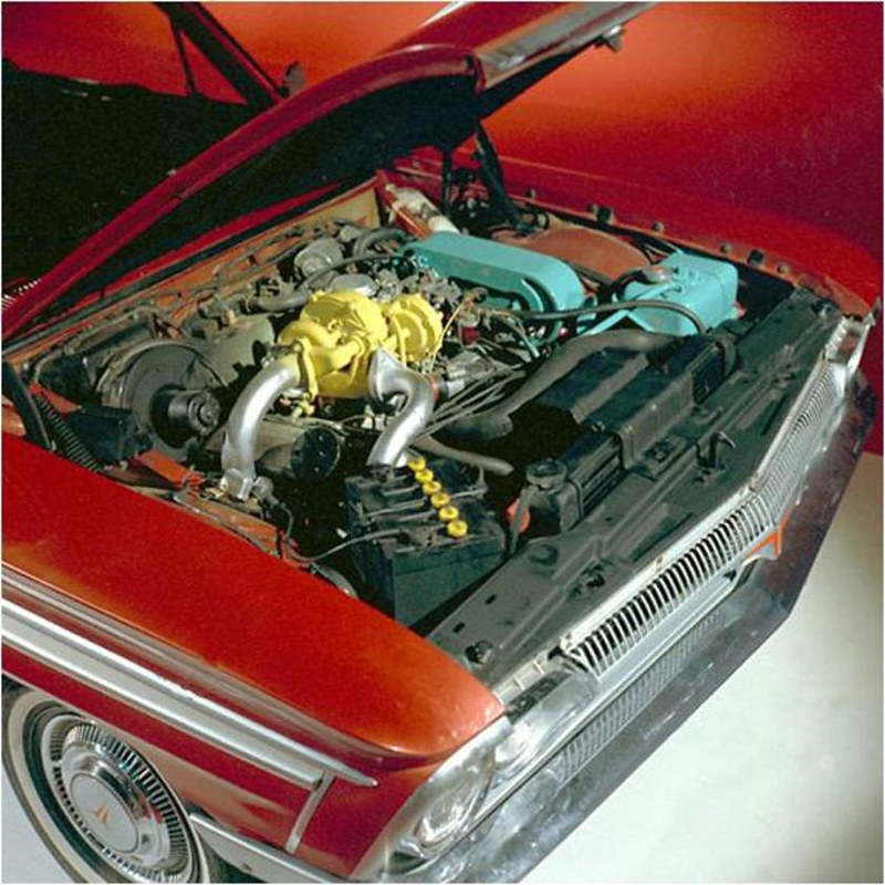 Oldsmobile F-85 Jetfire 1962