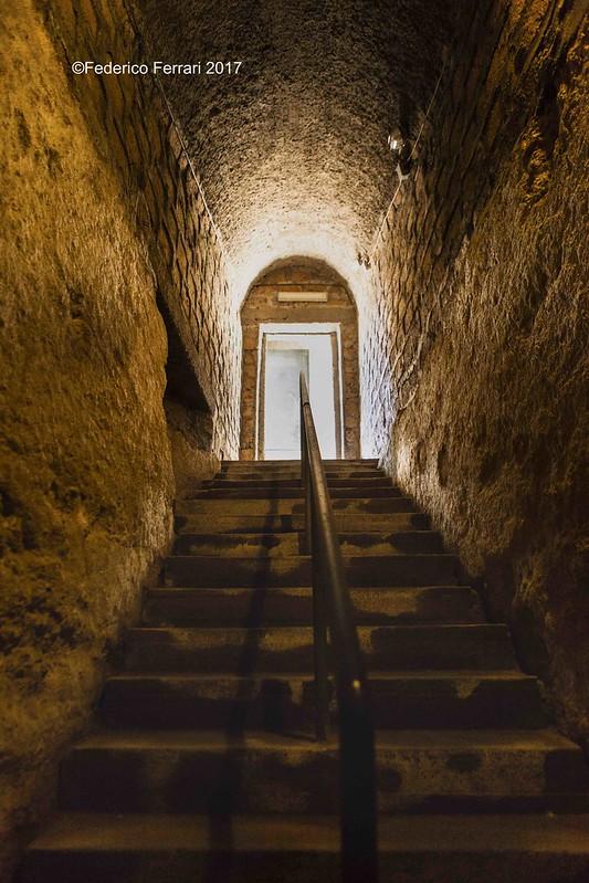 Tra la vita e la morte Tombe etrusche Tarquinia Dromos