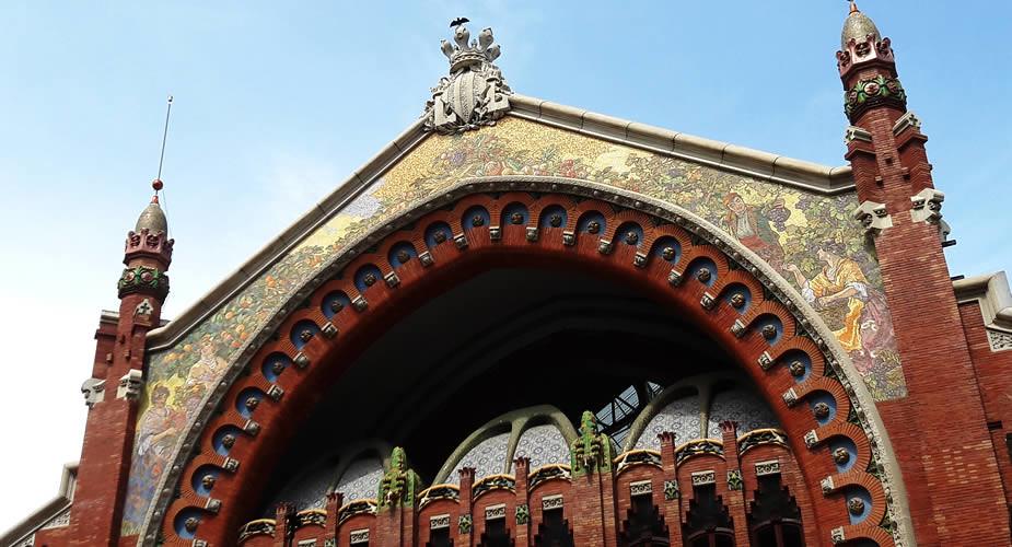 De leukste wijken van Valencia: L'Eixample, Mercado de Colón | Mooistestedentrips.nl