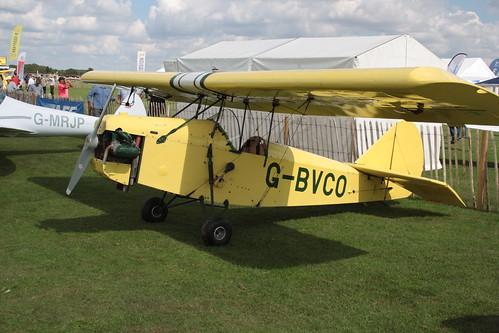 G-BVCO Clutton FRED II [PFA 029-10947] Sywell 010917