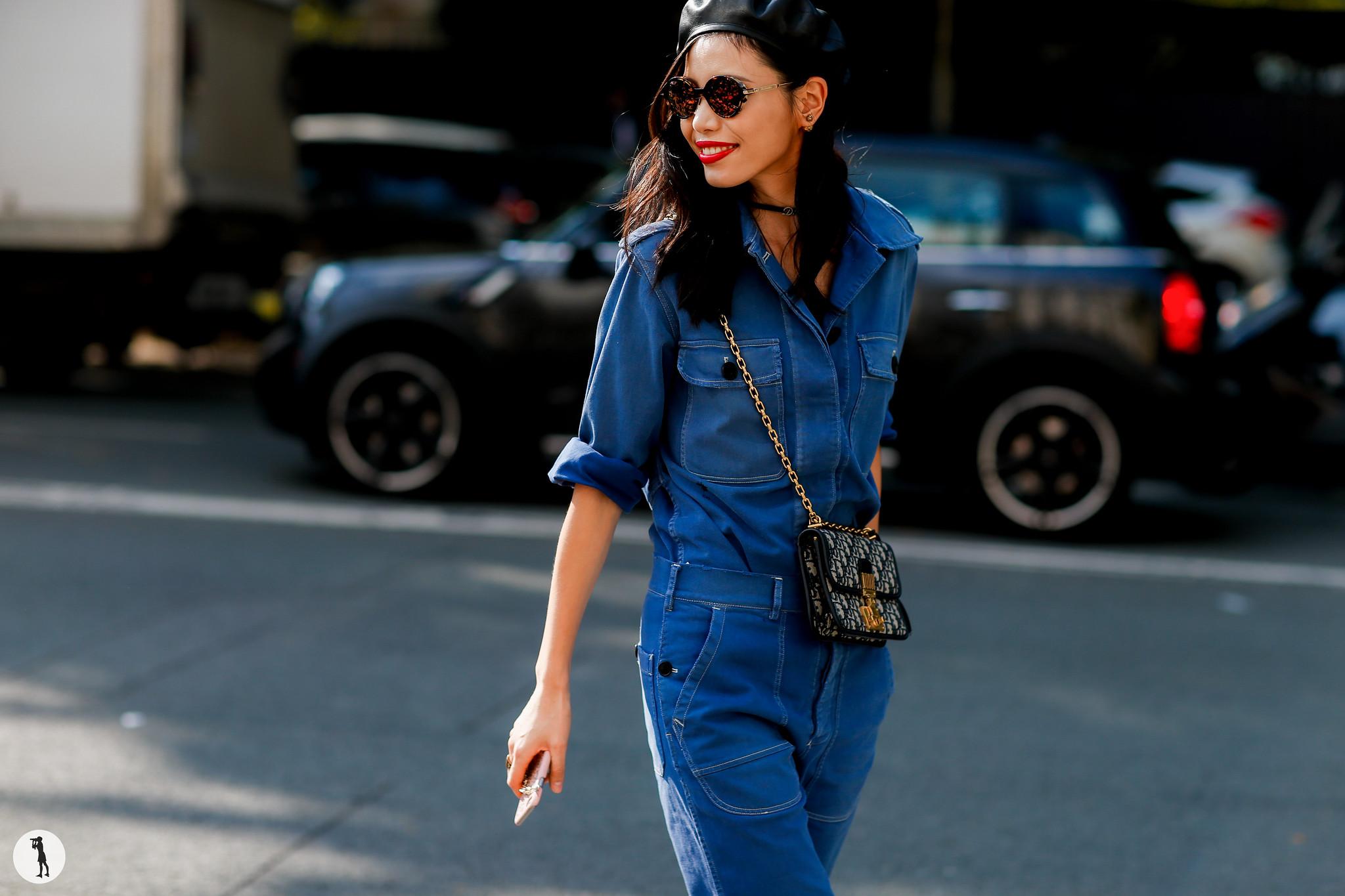 Linda Li Jing- Paris Fashion Week SS18 (1)