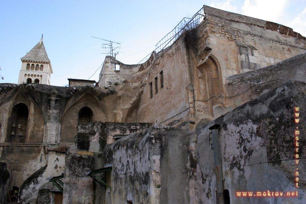 Исторический центр Иерусалима туристы с Фотоаппаратом