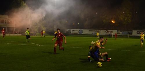 Royal Football Club Huy 0:3 Royale Jeunesse Aischoise