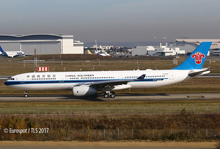 B-8366 A330 China Southern