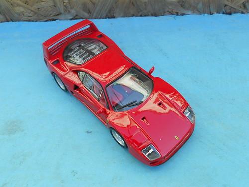 Ferrari F40 - EagleMoss6