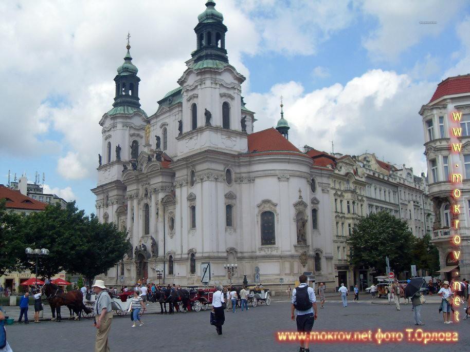 Столица Прага — Чехия фотозарисовки
