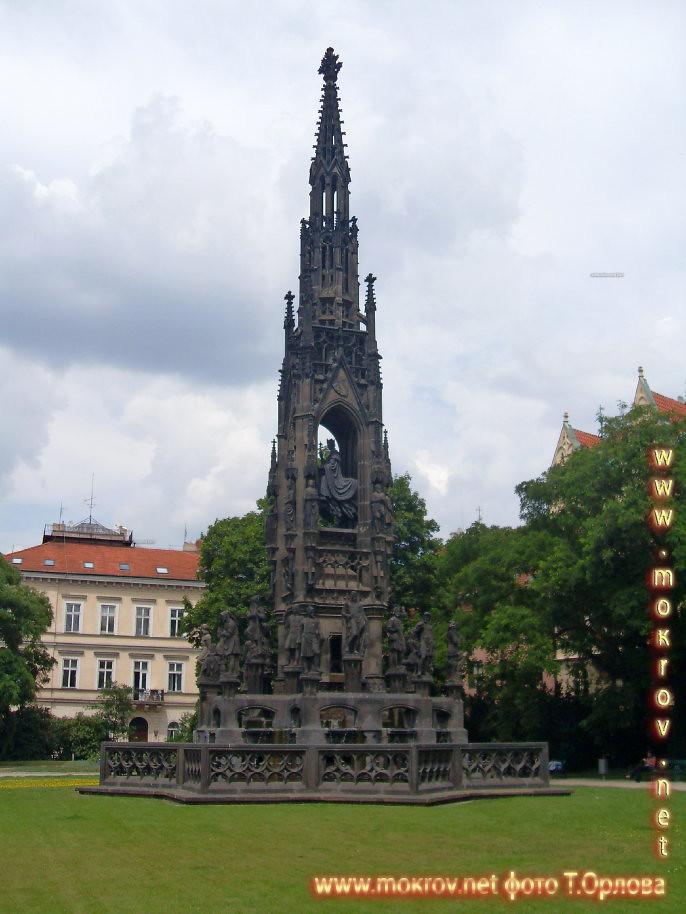 Столица Прага — Чехия и фотограф