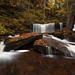 Delaware Falls in Ricketts Glen by Ken Krach Photography