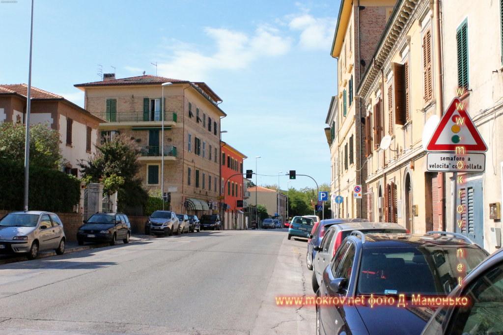 Анкона — город-порт в Италии пейзажи