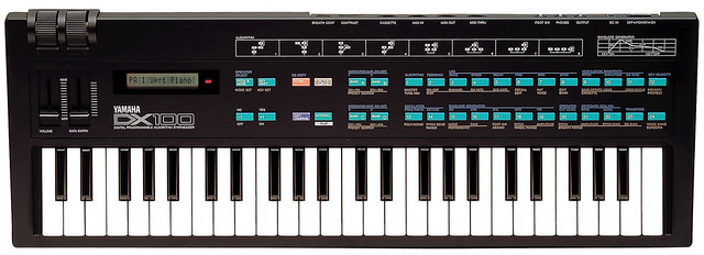 Yamaha DX100 FM Synth