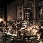 Fontana di Trevi - https://www.flickr.com/people/58173624@N03/