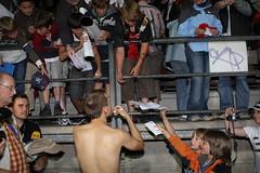 Michael Schumacher Benefiz Fussballspiel 2008